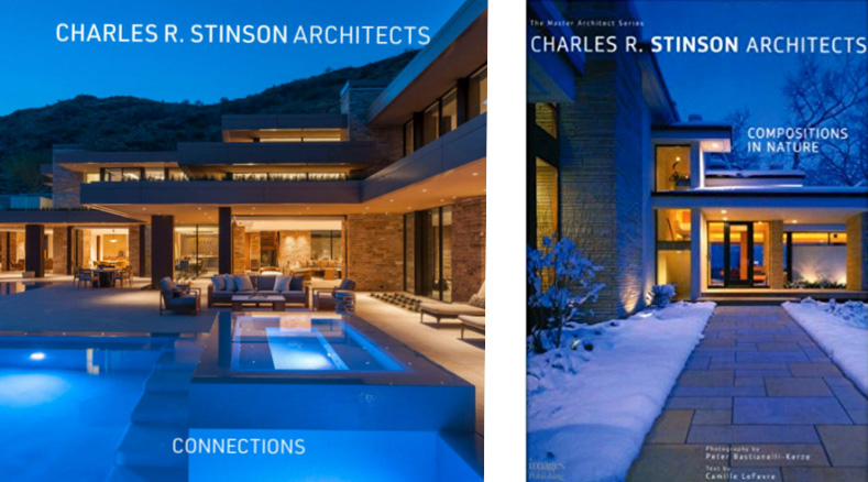Charles R Stinson Architects Book