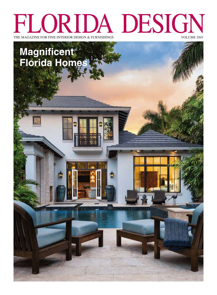 Florida Design Magazine   March 2018. Charles Stinson Architecture, CRS  Interiors And Builder Streeter U0026 Associates Team Up On An Extraordinary  Midwest Lake ...